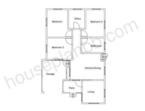 House Map Design Sample Fast Plan  Home Plans