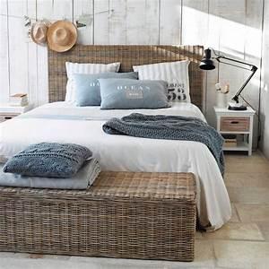 Decoration Chambre Style Marin : meubles et d coration de style atlantique bord de mer ~ Zukunftsfamilie.com Idées de Décoration
