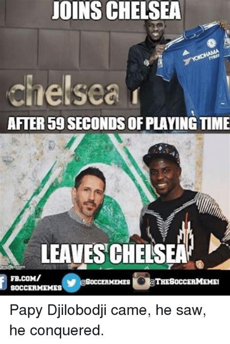 Chelsea Meme Soccer Memes Chelsea Www Pixshark Images Galleries