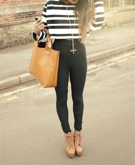 Black And White, Cute, Stylish, Sweater, Shirt
