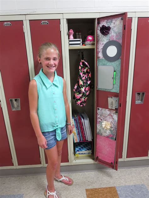 The Gallery For High School Lockers Decorated