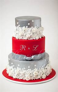 97 best Red and Silver Wedding images on Pinterest ...