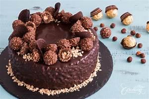 Ferrero Rocher Cake :: Home Cooking Adventure