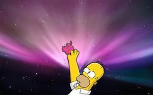 Simpsons Mac Wallpaper