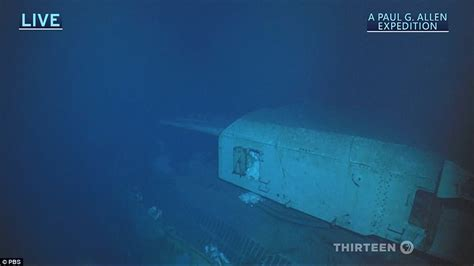 paul allen reconstructs  uss indianapolis sank daily