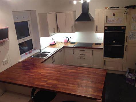 customer kitchen wooden worktop gallery page  worktop express