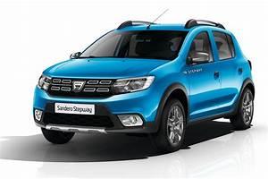 Dacia Duster Lauréate Plus 2017 : dacia sandero la nouvelle sandero d voil e au mondial de l 39 auto 2016 photo 14 l 39 argus ~ Gottalentnigeria.com Avis de Voitures