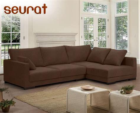 sofa seurat sof 225 de tela seurat de home la tienda home