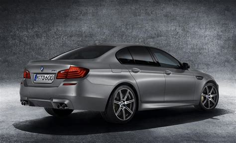 M5 Pricing by Bmw M5 30th Anniversary Edition Uk Pricing