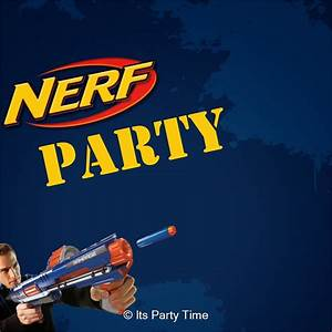 Nerf War Party - Bouncy Castle Hire in Barton-upon-Humber