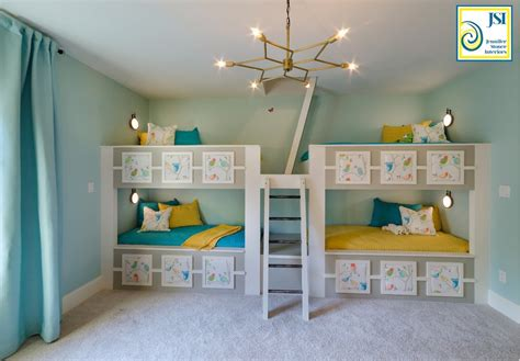 Eclectic Kids Bedroom Lighting Decor Ideas