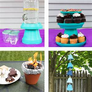 Here Are 4 Ways To Transform Terra Cotta Pots For Your
