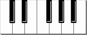 Clip Art Piano Keyboard - Cliparts.co