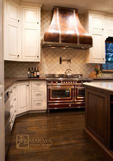 how to put kitchen tiles on the wall italian white kitchen copper mediterranean 9819