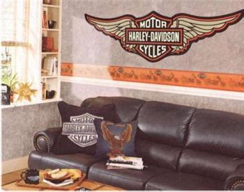 harley davidson wallpaper borders wall decals  murals