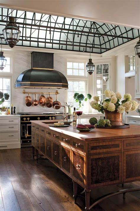 designing  edwardian style kitchen home kitchens
