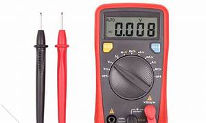 Measuring A Capacitor With A Multimeter