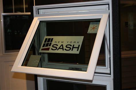 awning windows  york sash