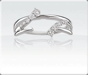 wrap  engagement ring wedding band engagement ring usa