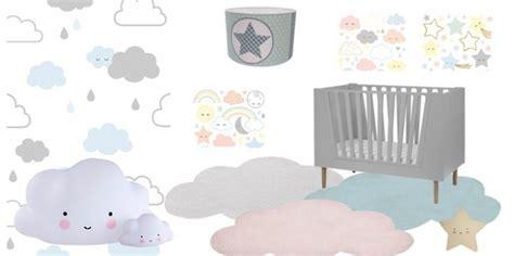 chambre enfant 233 toile nuage d 233 co 233 toile tapis et stickers 233 toile ma chambramoi