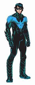 Nightwing New 52 by TrickArrowDesigns on DeviantArt