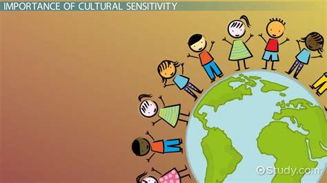 cultural sensitivity definition examples
