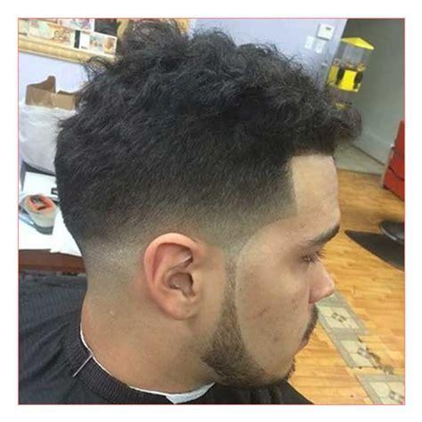 Latino Men Haircuts with Trendy Black Men Taper Faded