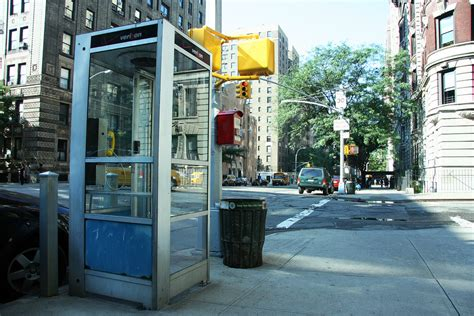 phone booth the last phone booth in new york city scouting ny