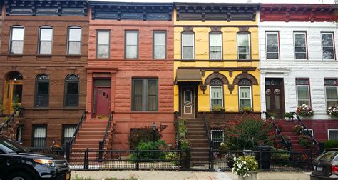 bed stuy brownstone white are moving to bedford stuyvesant again ny