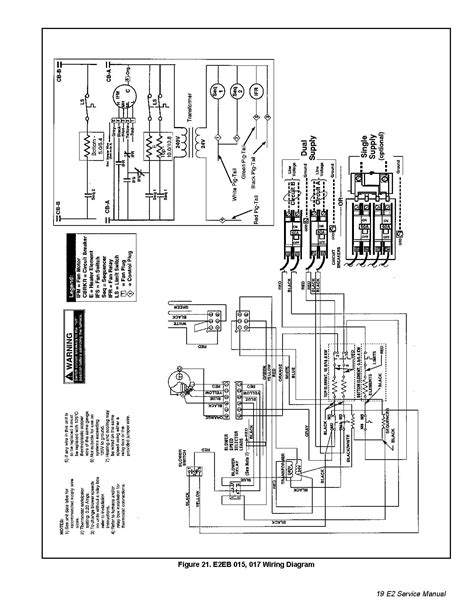 need wiring diagram for furnace blower e2eh 015ha