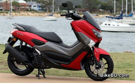 Nmax 2018 Abs Merah by Yamaha Nmax 155 Abs 2018 Feature Review Abs Equipped
