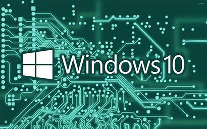 Circuit Board Windows Wallpapers Text Mixing Phone