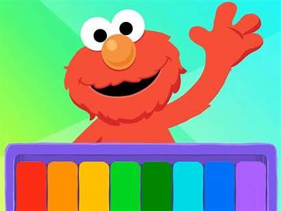 Games Sesame Street Monster Elmo Learning Play