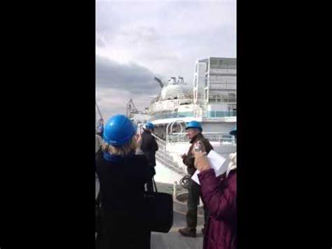 Princess Cruises Love Boat Theme by Royal Princess Horn Plays Quot The Love Boat Quot Theme Song