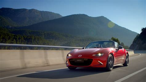 All-new Mazda Mx-5 2015 Convertible Roadster