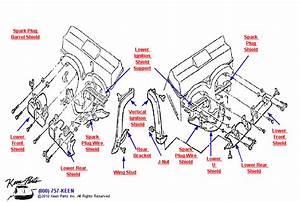 1964 Corvette Ignition Shields Parts