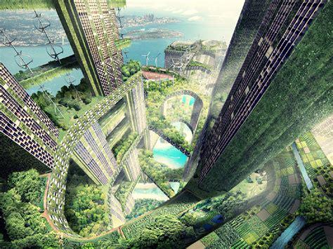 12 Towers Take Urban Density To The Skies
