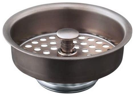 kohler kitchen sink strainer kohler k 8803 96 duostrainer sink basket strainer in 6694