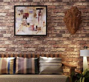 Fake brick wall decoration ideas home interior exterior for How to decorate a brick wall