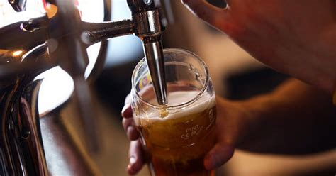 beer laced  asbestos linked  massive rise