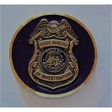 state bureau of investigations nc state bureau of investigation challenge coin
