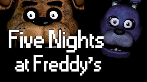 Chuck E Cheese Training [Five Nights at Freddy's] - YouTube
