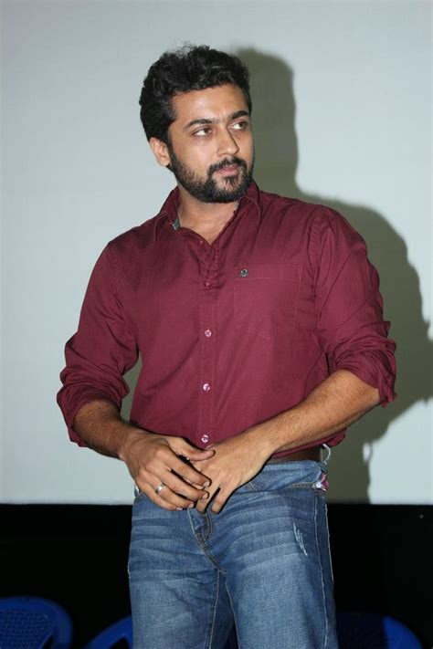Actor Surya At Jannaloram Audio Launch Photos (images) In