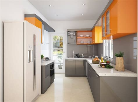 top parallel kitchen interior designer  delhi