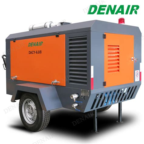 China Industrial High Pressure Diesel Driven Movable