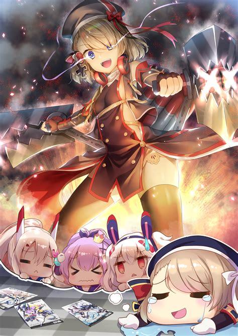 azur lane page    zerochan anime image board