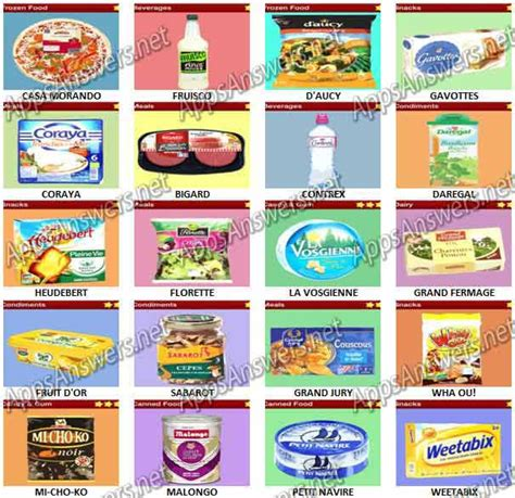 quiz cuisine food quiz trivia pack 13 answers apps