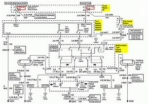 Wiring Diagram 2003 Pontiac Sunfire