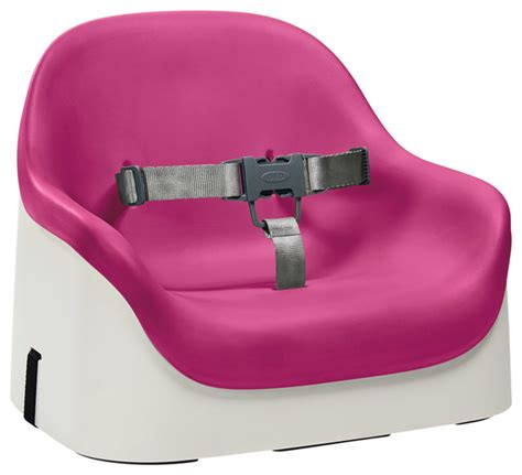 Oxo Sprout High Chair Replacement Straps by Oxo Tot Nest Booster Seat With Straps Pink Contemporary
