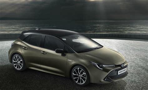 toyota auris suv toyota unveils third generation auris hatchback